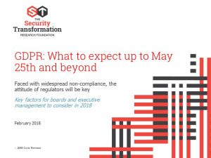 GDPR what to expect beyond May 25th