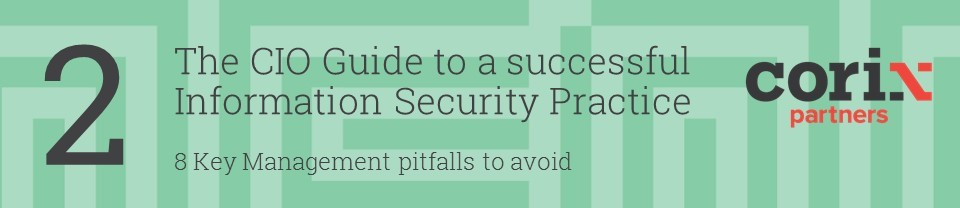 CIO Guide to a successful Information Security Practice