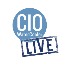 CIO Water Cooler LIVE!