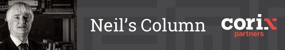 Neil Cordell's Column banner