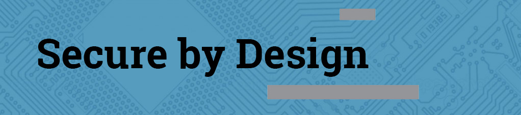 Secure by Design banner
