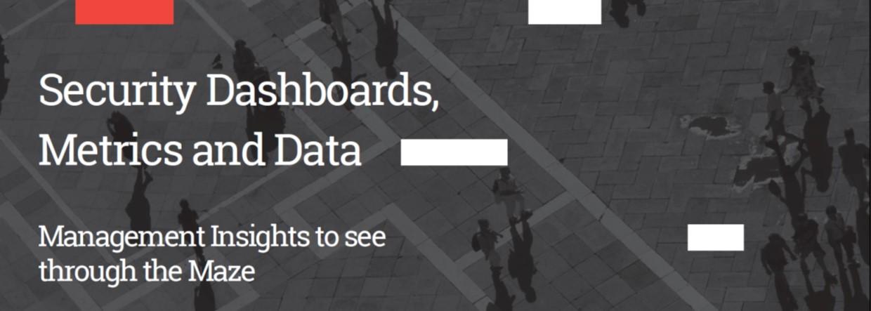 security dashboards metrics data