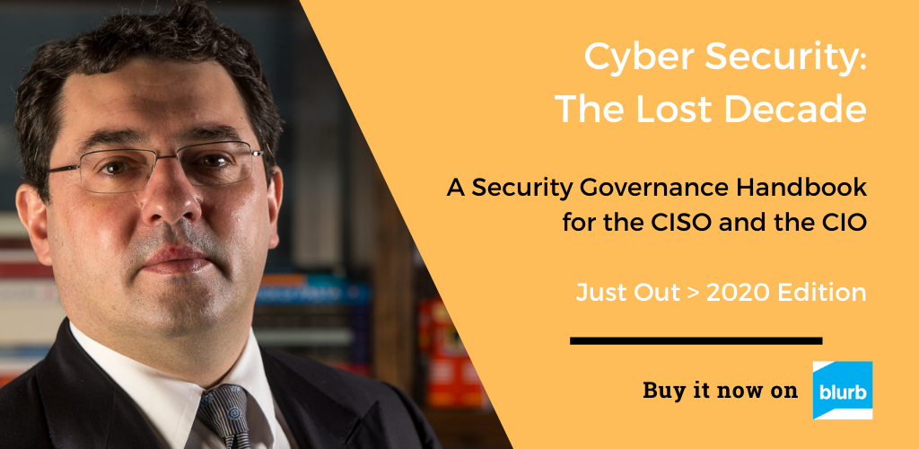 Cyber Security Lost Decade 2020